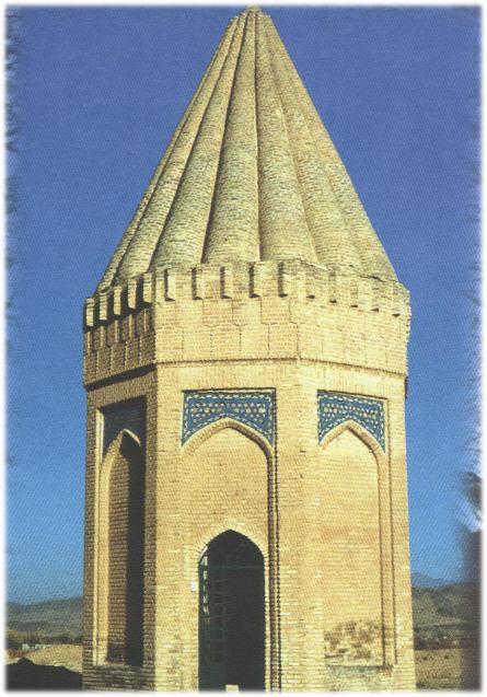 بقعه حبقّوق نبي واقع در شهر تويسركان
