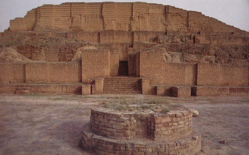 معبد زیگورات (چغازنبیل )