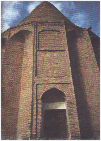 امامزاده هود واقع در شهر همدان