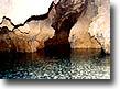 غار عليصدر واقع در شهر كبودرآهنگ