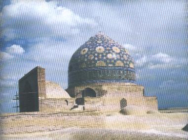 مسجدجامع ساوه