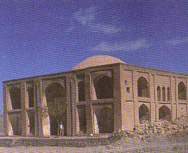 مزار سلطان ابراهيم رضا ( ع)
